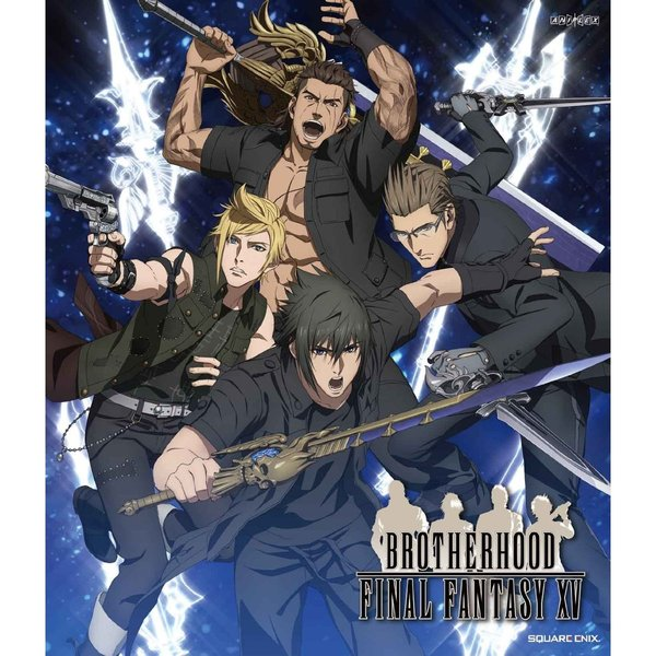BROTHERHOOD FINAL FANTASY XV<特典なし>(Blu-ray Disc)