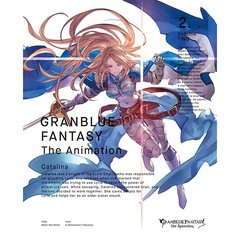 GRANBLUE FANTASY The Animation 2 <完全生産限定版>(Blu-ray Disc)