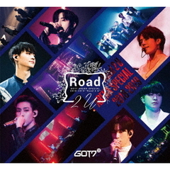 "GOT7/GOT7 ARENA SPECIAL 2018-2019 ""Road 2 U"" <初回生産限定版>(DVD)"