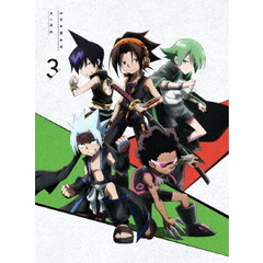 TVアニメ 「SHAMAN KING」 Blu-ray BOX 3 <初回生産限定版>(Blu-ray)
