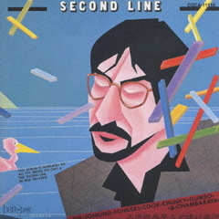 SECOND LINE~CD文庫1500