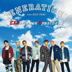 GENERATIONS from EXILE TRIBE/未定(外付特典:オリジナルポスター)