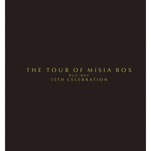 MISIA/THE TOUR OF MISIA BOX Blu-ray(Blu-ray Disc)