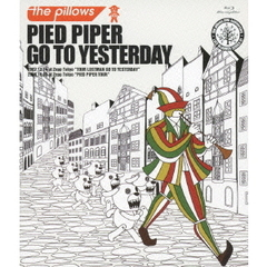 the pillows/PIED PIPER GO TO YESTERDAY(Blu-ray Disc)