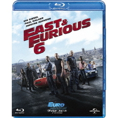 ワイルド・スピード EURO MISSION(Blu-ray Disc)