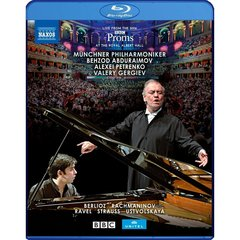 MUNICH PHILHARMONIC / VALERY GERGIEV/GERGIEV AT THE PROMS(輸入盤)(Blu-ray)