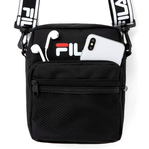 FILA SHOULDER BAG BOOK 画像 C