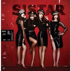 Sistar/1st Mini Album - Alone(輸入盤)