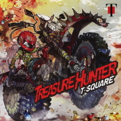 TREASURE HUNTER(ハイブリッドCD)