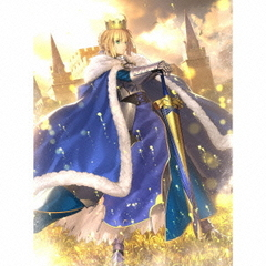 Fate/stay night Original Soundtrack&Drama CD Garden of Avalon -glorious,after image