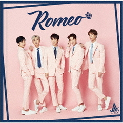 Romeo(Special Edition)[CD+Special DVD+Special Booklet]