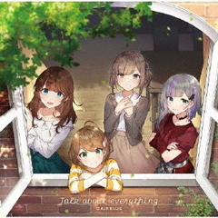 AiRBLUE/Talk about everything【通常盤】