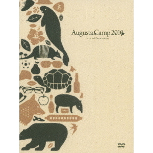 Augusta Camp 2010 ~Live and Documentary~ <通常盤>