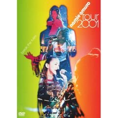 安室奈美恵/namie amuro tour 2001 break the rules <数量限定生産盤>(DVD)