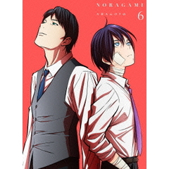 ノラガミ ARAGOTO 6(Blu-ray Disc)