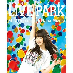 水樹奈々/NANA MIZUKI LIVE PARK and more(Blu-ray Disc)