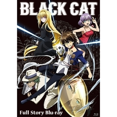 「BLACK CAT」 Full Story Blu-ray(Blu-ray Disc)