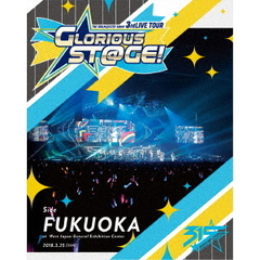 THE IDOLM@STER SideM 3rdLIVE TOUR ~GLORIOUS ST@GE~ LIVE Blu-ray Side FUKUOKA(Blu-ray Disc)