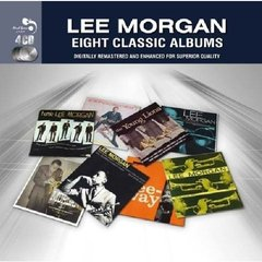 LEE MORGAN/EIGHT CLASSIC ALBUMS(4枚組)(輸入盤)