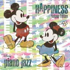 "Disney piano jazz""HAPPINESS""Deluxe Edition"