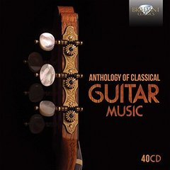 VARIOUS/ANTHOLOGY CLASSICAL GUITAR(輸入盤)