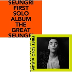 SEUNGRI/FIRST SOLO ALBUM : GREAT SEUNGRI(輸入盤)