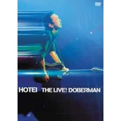 布袋寅泰/THE LIVE ! DOBERMAN