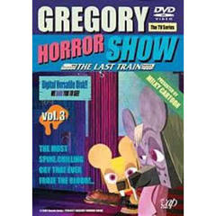GREGORY HORROR SHOW 3 -THE LAST TRAIN-