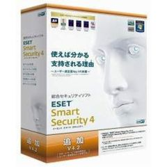 ESET Smart Security V4.2 追加CITS-ES42-002 (PCソフト)