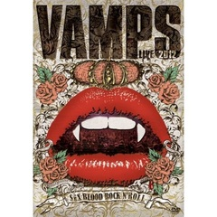 VAMPS LIVE 2012 (1DVD)