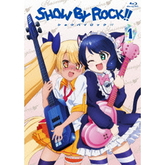 SHOW BY ROCK!! 1(Blu-ray)