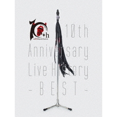 Acid Black Cherry/10th Anniversary Live Histor -BEST-