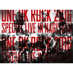 ONE OK ROCK/LIVE DVD&Blu-ray 『ONE OK ROCK 2016 SPECIAL LIVE IN NAGISAEN』(Blu-ray Disc)
