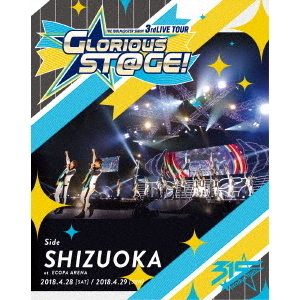 THE IDOLM@STER SideM 3rdLIVE TOUR ~GLORIOUS ST@GE~ LIVE Blu-ray Side SHIZUOKA(Blu-ray Disc)