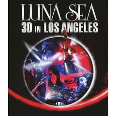LUNA SEA/LUNA SEA 3D IN LOS ANGELES 〈3D Blu-ray〉(Blu-ray Disc)