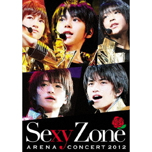 Sexy Zone/Sexy Zone アリーナコンサート2012 DVD <通常盤>