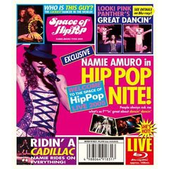 安室奈美恵/Space of Hip-Pop namie amuro tour 2005 <数量限定生産盤>(Blu-ray)