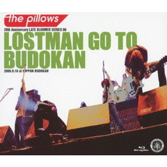 the pillows/LOSTMAN GO TO BUDOUKAN(Blu-ray Disc)