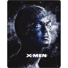 X-MEN <スチールブック仕様/650セット完全数量限定生産>(Blu-ray Disc)