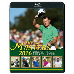THE MASTERS 2016(Blu-ray Disc)