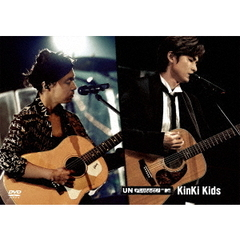 KinKi Kids/MTV Unplugged: KinKi Kids