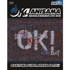 "Animelo Summer Live 2018 ""OK!"" 8.25(Blu-ray Disc)"