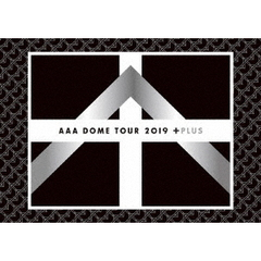 AAA/AAA DOME TOUR 2019 +PLUS Blu-ray 2枚組(Blu-ray)