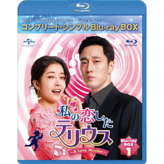 私の恋したテリウス ~A LOVE MISSION~ BD-BOX 1 <コンプリート・シンプルBD-BOX 6000円シリーズ/期間限定生産>(Blu-ray)