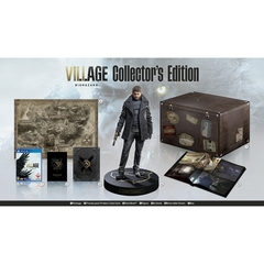 PS4 BIOHAZARD VILLAGE COLLECTOR'S EDITION