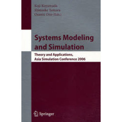 Systems Modeling and