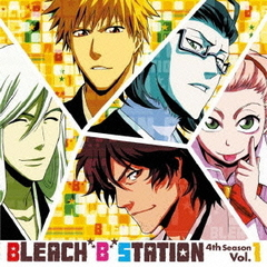 "RADIO DJCD [BLEACH ""B"" STATION] Fourth Season Vol.1"