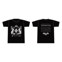 【BRIDEAR】DOMINATION Tシャツ Sサイズ