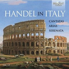 VARIOUS/HANDEL IN ITALY(輸入盤)
