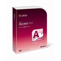 Office 2010 Access 2010  (PCソフト)